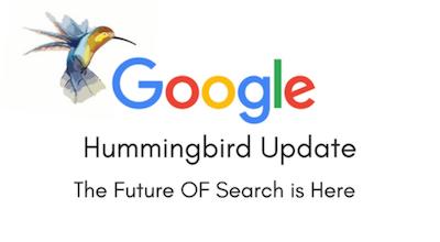 谷歌蜂鸟更新