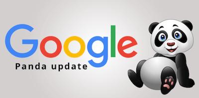 谷歌熊猫更新