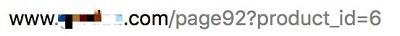 非静态URL