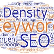 谷歌SEO中关键词密度多少合适?