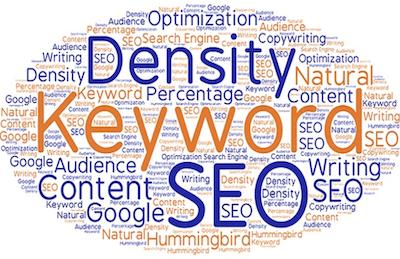 谷歌SEO中关键词密度多少合适
