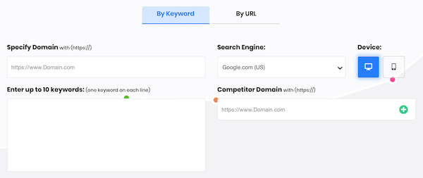 Searchenginereports查询排名工具