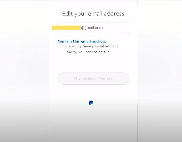 验证邮箱地址
