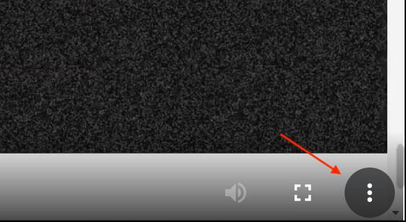 在视频右下角进行下载